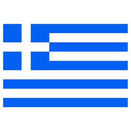 Greece flag face masks