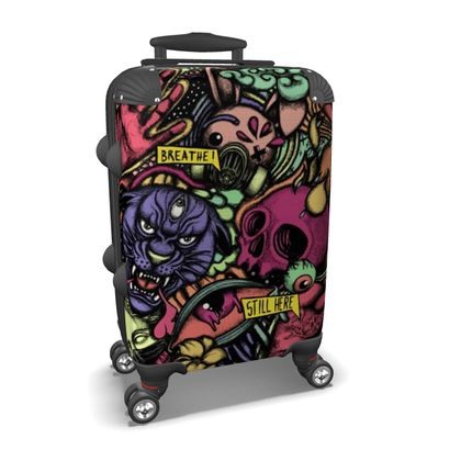 Still Here Suitcase