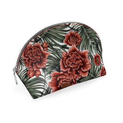 Pomegranate Flowers Coin Purse