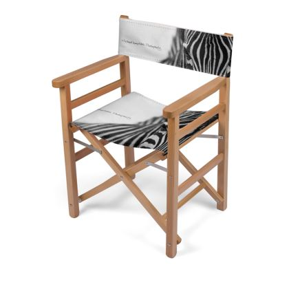 Mike Angelides Photography Zebra Chair