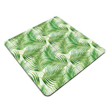 Tropical Garden Collection Jigsaw Coasters