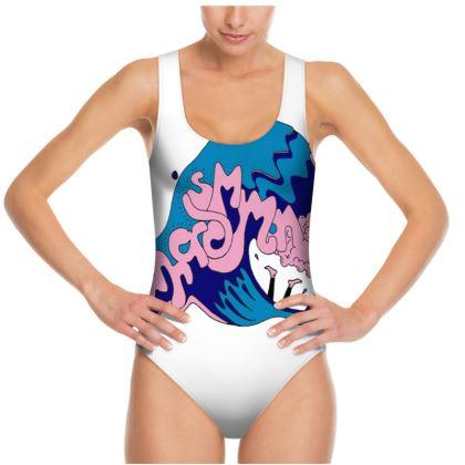 Pixies Retro Swimsuit