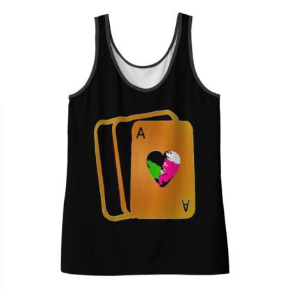 Ace of Arts Ladies Top Vest