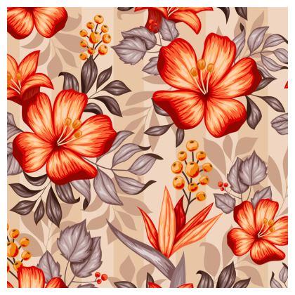 bird of paradise flowers loafer espadrilles