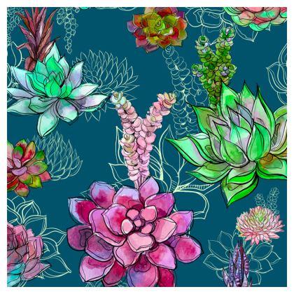 suscculent loafer espadrilles