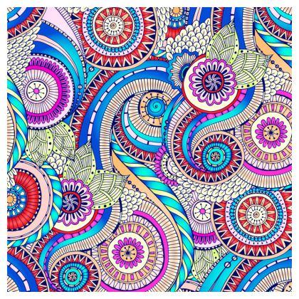 modern mandala loafer espadrilles
