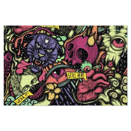 Still Here Jigsaw Puzzle