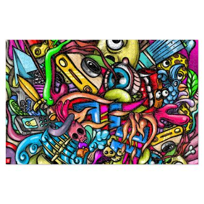 First Doodles Jigsaw Puzzle