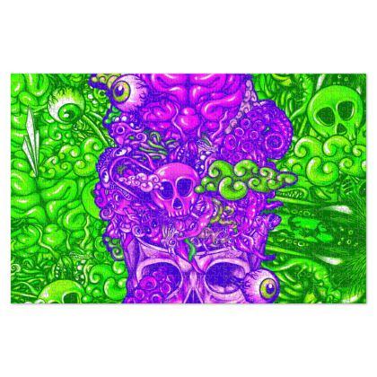 Doodles Strong Jigsaw Puzzle