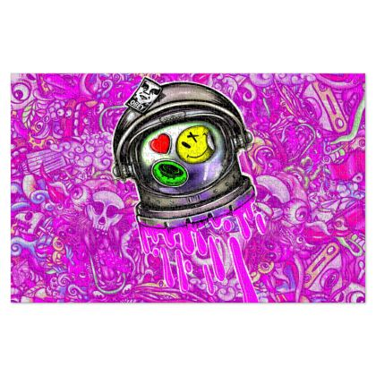 Space Doodles Jigsaw Puzzle