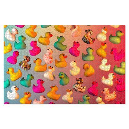Rubber Ducks Jigsaw Puzzle