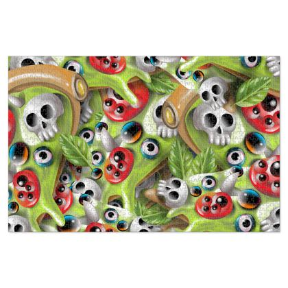 Pizza Monster Jigsaw Puzzle