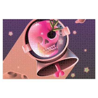 Lost in Space Jigsaw Puzzle