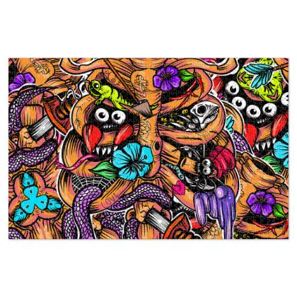 Doodles Jigsaw Puzzle