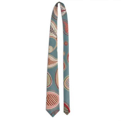 Paisley Heritage Collection (Blue) - Luxury Tie