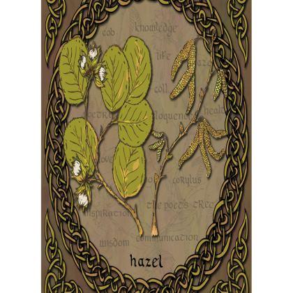 Celtic Hazel Tray