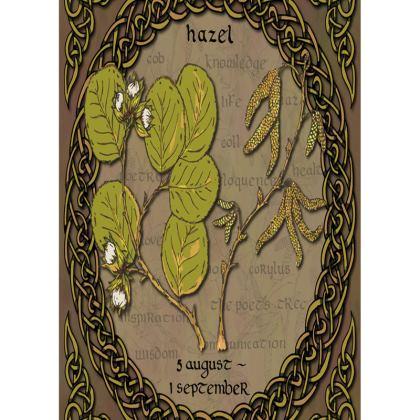 Tree Calendar Hazel Tray.