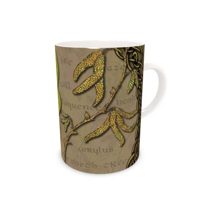 Celtic Hazel China Mug