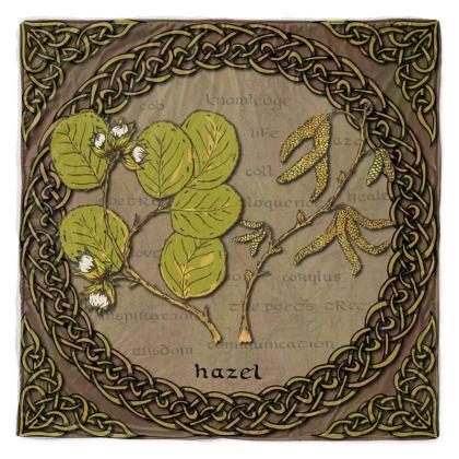 Celtic Hazel Throw
