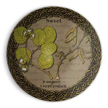 Tree Calendar Hazel Ornamental Bowl
