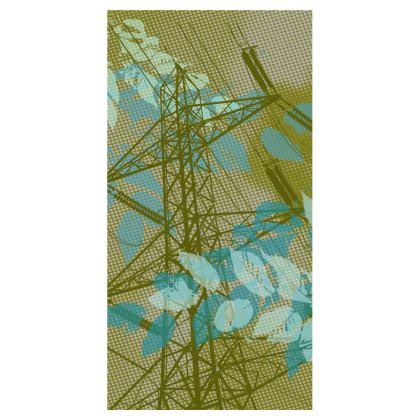 Flip Flops - Green Urban Nature