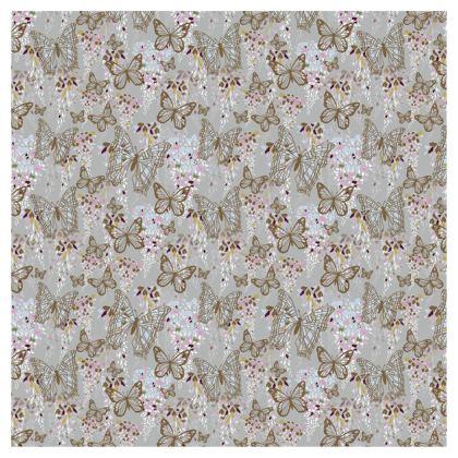 Wisteria Butterfly (Small) - Luxury Umbrella