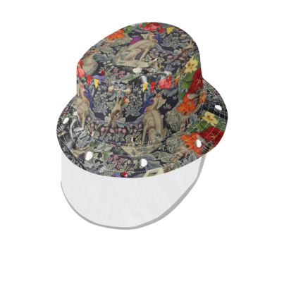 May I Just Add? Bucket Hat with Visor