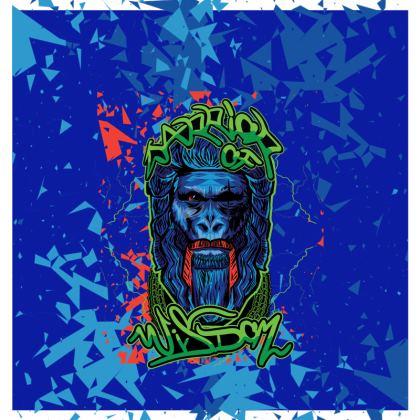 All Over Print T Shirt - Warrior of wisdom