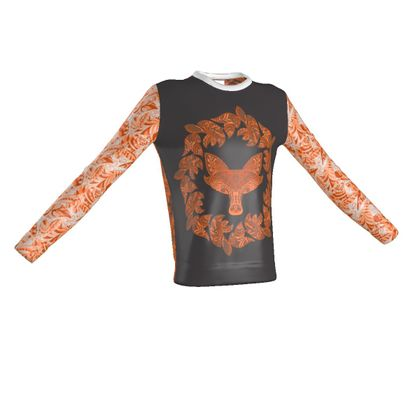 Silver Fox Sweatshirt - Dark