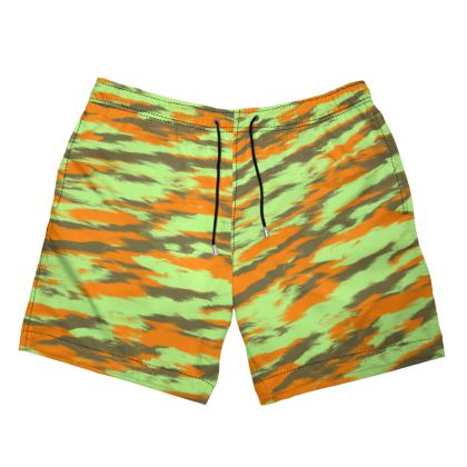 Wild Beach Swim Shorts