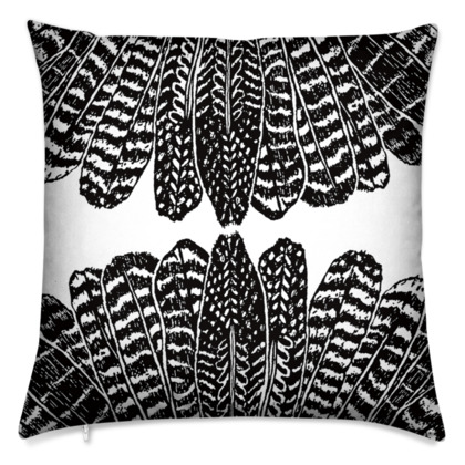 Tribal Feathers - Cushions