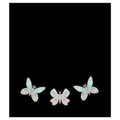 Butter Moth Skater Dress
