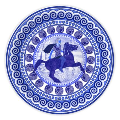 Egyptian White & Blue: Alexander the Great