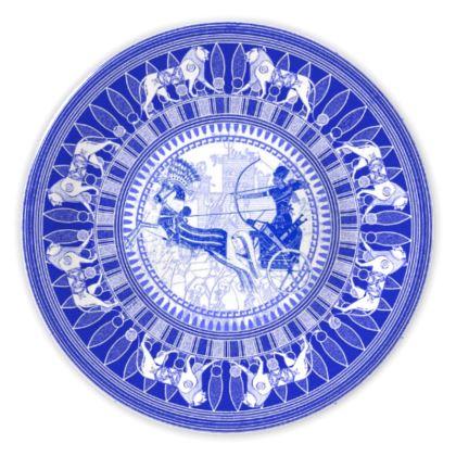 Egyptian White & Blue: RAMSES THE GREAT