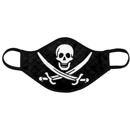 Pirates and Skulls 4 Pack Different Designs