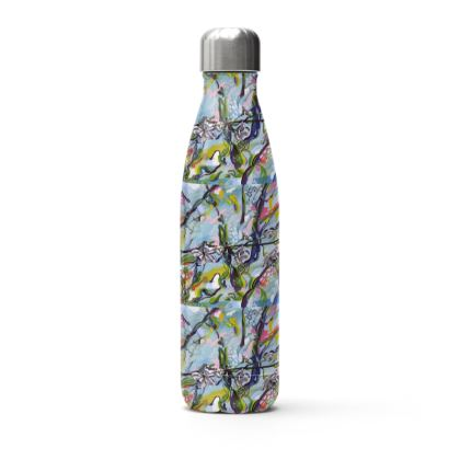 FLOURISH Stainless Steel Thermal Bottle