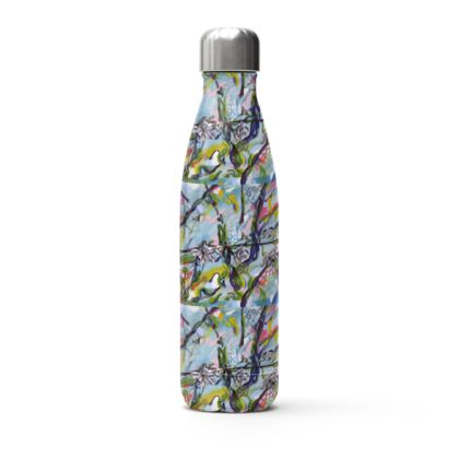 FLOURISH Stainless Steel Thermal Bottle