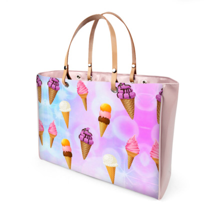 Ice Cream Handbags