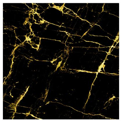 Black and Gold Marble Espadrilles