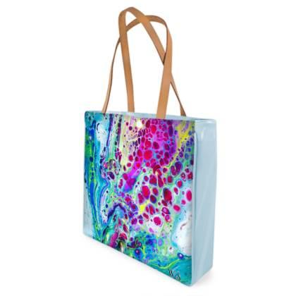 Illusion Shopping/Swimming Bag