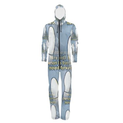 Wait2020 Hazmut Suit