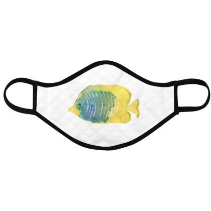 oh sea life face masks pack of 4