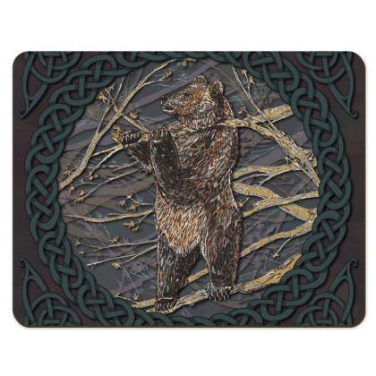 Celtic Bear Placemats