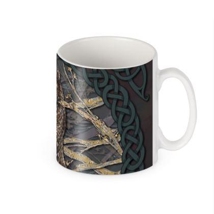 Celtic Bear Mug