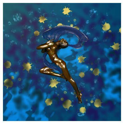 Nouveau Dreams Ornamnetal Bowl
