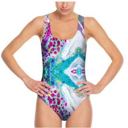 Illusion Swimsuit