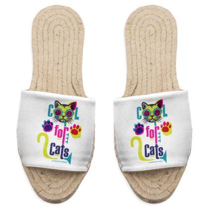 COOL FOR CATS DESIGN 2 - Sandal Espadrilles