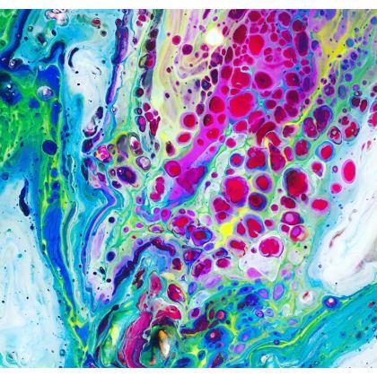 Illusion Flip Flops