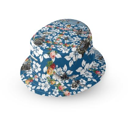 Rotary Bugs on the Canal Bucket Hat