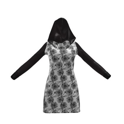 Nature with you Hoodie dress